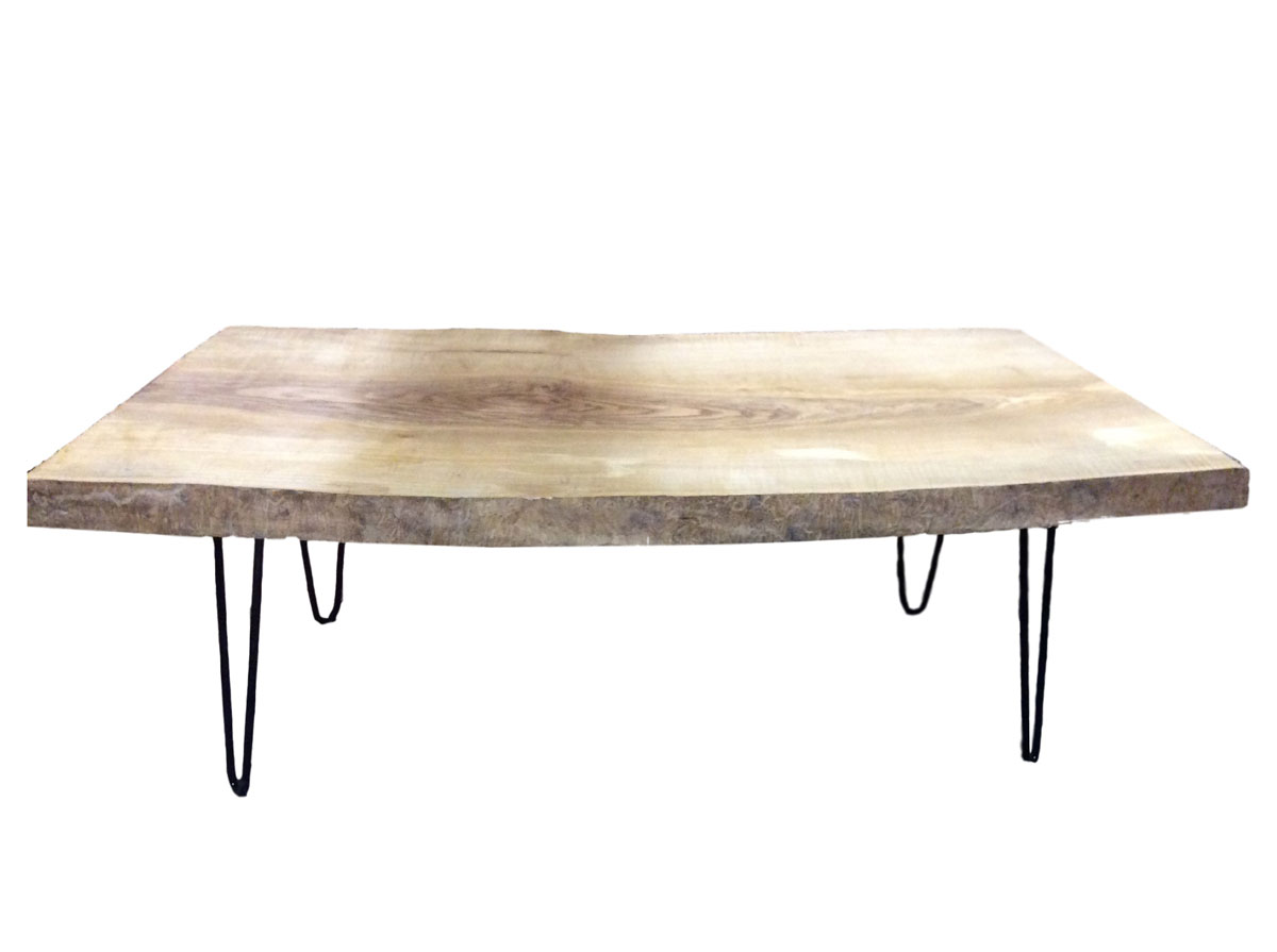Salvaged Ash coffee table
