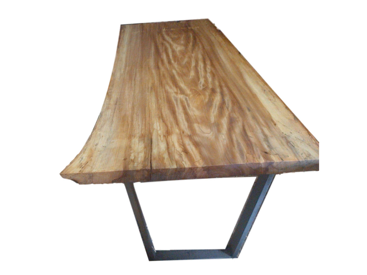 Live Edge Slab Furniture